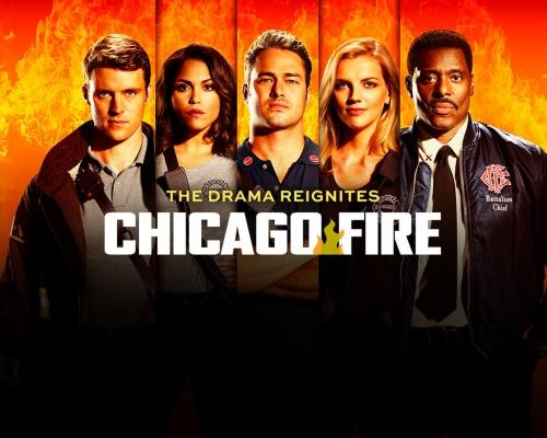 Chicago Fire season 5 broadcast