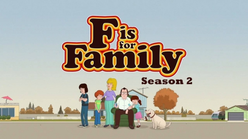 F Is for Family is officially renewed for season 2