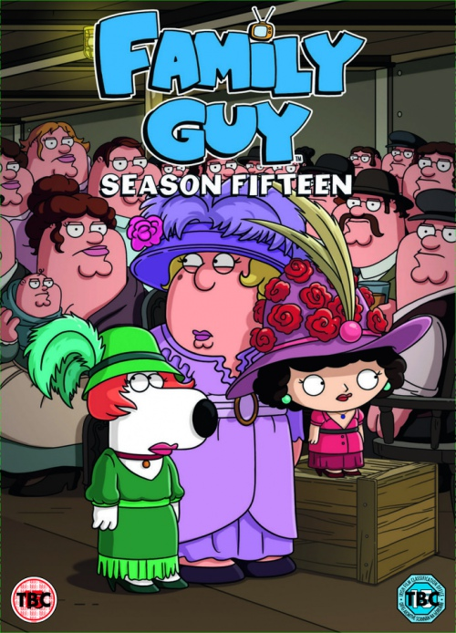 Family Guy season 15 broadcast