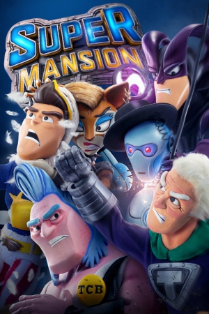 SuperMansion is officially renewed for season 2 to air in early 2017