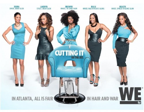 Cutting It: In the ATL is to be renewed for season 3