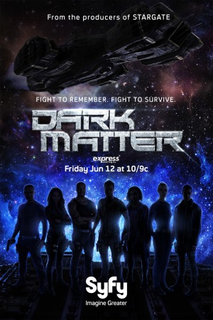 Dark Matter is renewed for season 3