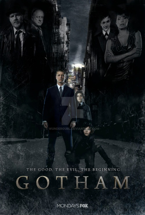 Gotham season 3 broadcast