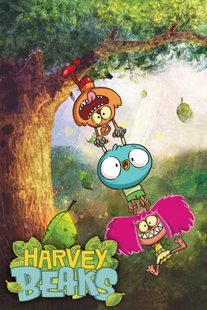 Harvey Beaks is to be renewed for season 3