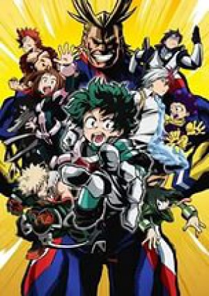 My Hero Academy is to be renewed for season 2