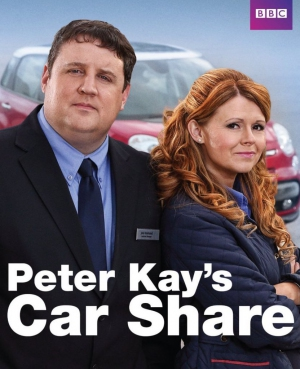 Peter Kay's Car Share is officially renewed for series 2 to air in 2017