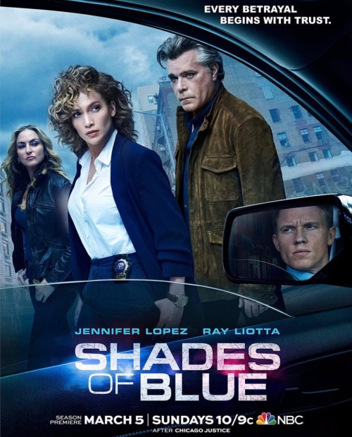 Shades of Blue season 2 broadcast