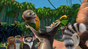 All Hail King Julien (2014)