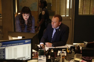 Donnie Wahlberg and Marisa Ramirez in Blue Bloods (2010)
