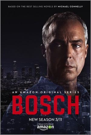 Bosch is officially renewed for season 3