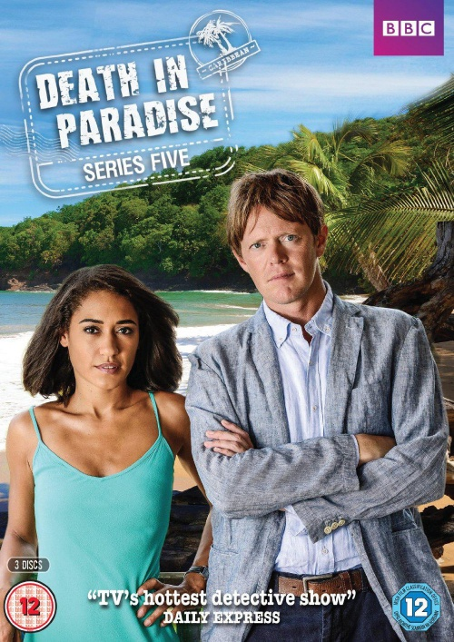 Death in Paradise is officially renewed for series 6 to air in 2017