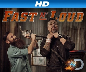 Fast N' Loud is officially renewed for season 9