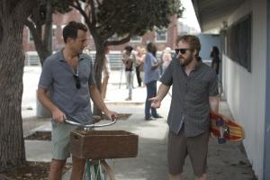 Will Arnett and David Sullivan in Flaked (2016)
