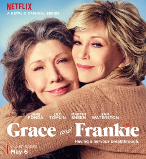 Grace and Frankie season 3 in to premiere in 2017