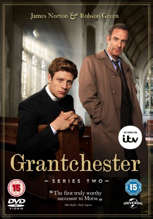 Grantchester is officially renewed for series 3