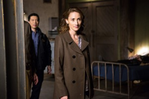 Reggie Lee and Bree Turner in Grimm (2011)