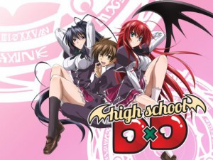 High School DxD is yet to be renewed for season 4
