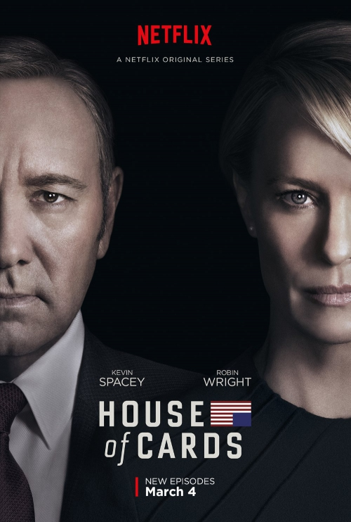 House of Cards is officially renewed for season 5 to air in 2017