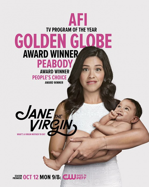 Jane the Virgin season 3 broadcast