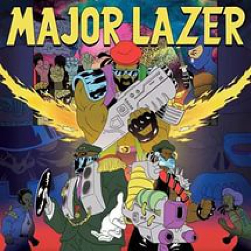 Major Lazer is yet to be renewed for season 2