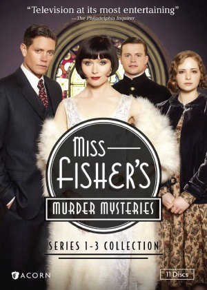 Miss Fisher's Murder Mysteries is yet to be renewed for series 3