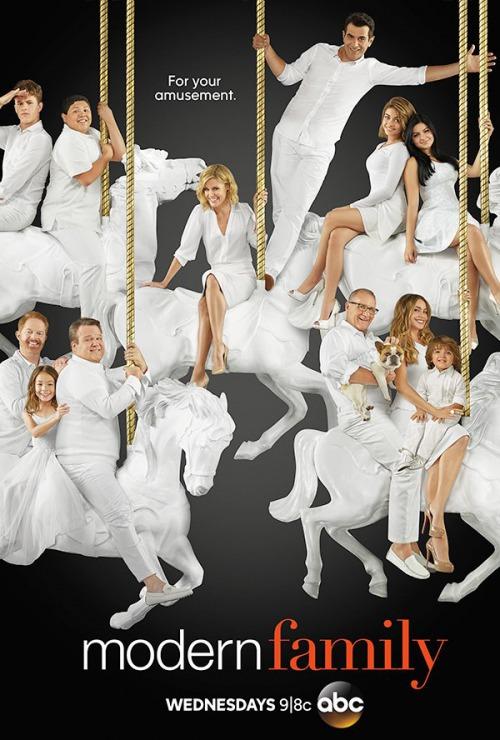 Modern Family season 8 broadcast