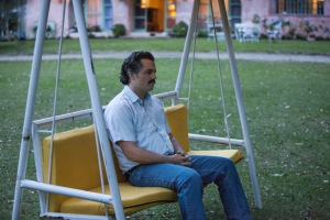 Wagner Moura in Narcos (2015)