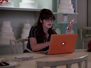 Zooey Deschanel in New Girl (2011)