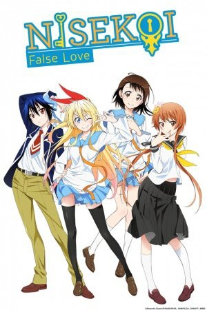 Nisekoi season 3 is to premiere