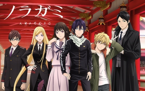 Noragami Aragoto season 3 is to premiere in 2017