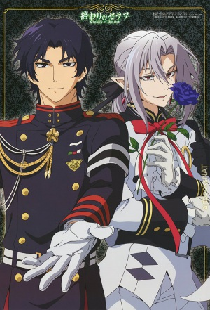 Seraph of the End season 3 premiere is to be announced