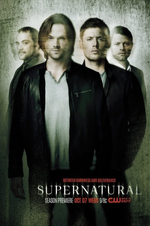 Supernatural season 12 broadcast
