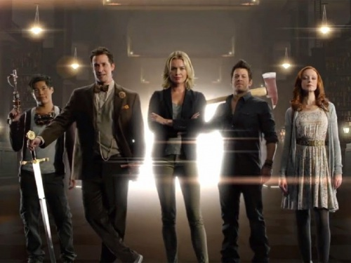 The Librarians season 3 broadcast