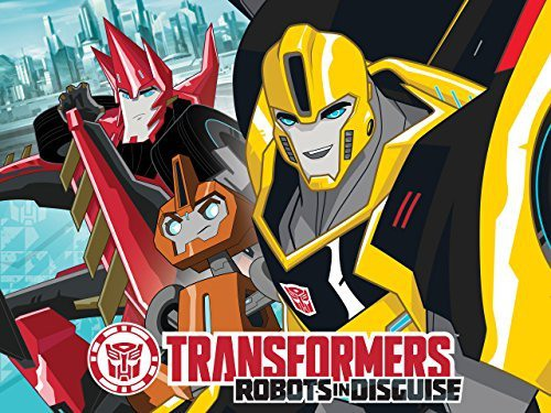 Transformers: Robots in Disguise season 3 broadcast