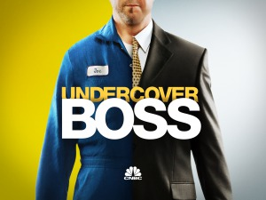 Undercover Boss is yet to be renewed for season 8