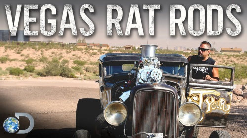 Vegas Rat Rods is officially renewed for season 3